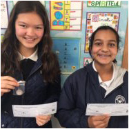 Brookfield Middle School Students Win BOTH 1st and 2nd Place in National Essay Contest!