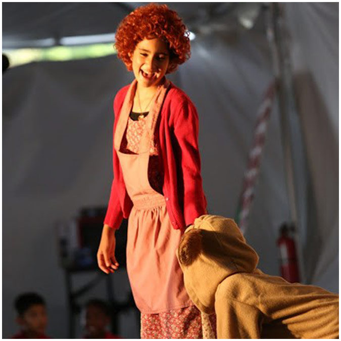 Annie, the Musical – A Smash Performance!
